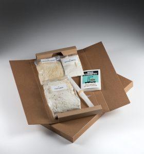 Maasstroompjes Zelfbakmix Platte Verpakking