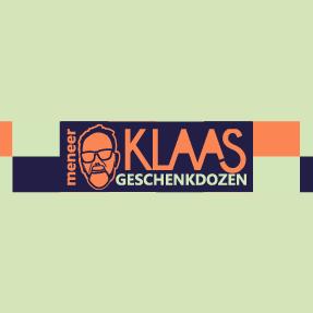 Meneer Klaas Logo