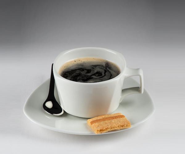 Maasstroompxjes koffiekopje